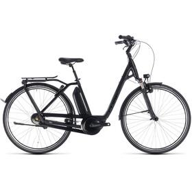 Cube Town Hybrid Pro 500 E-Trekking Bike Easy Entry black